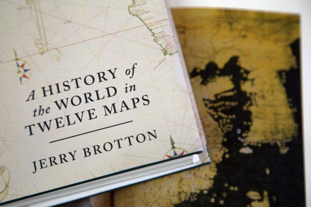 [아산북클럽] A History of the World in Twelve Maps_pic