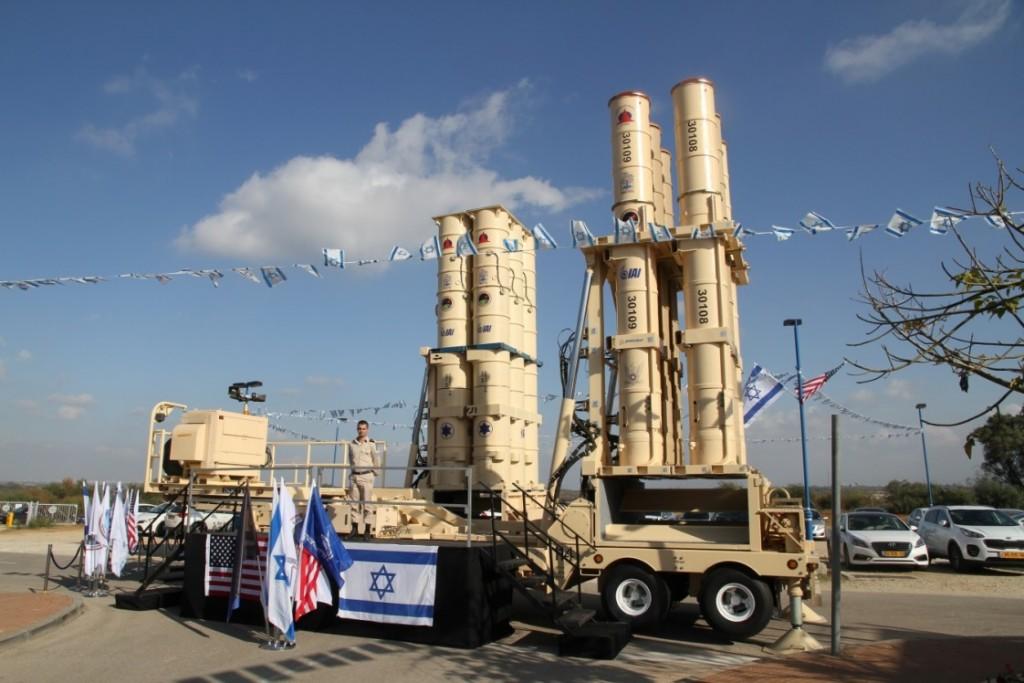 그림 2.Arrow-3 미사일 방어시스템